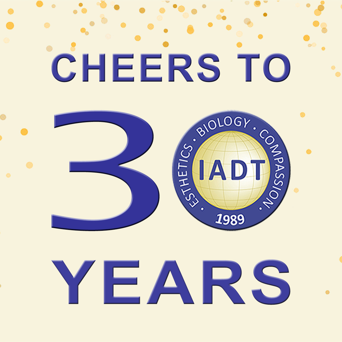 IADT 30th Birthday Banner